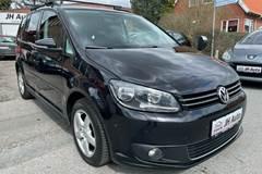 VW Touran 1,6 TDi 105 Comfortline DSG Van