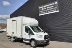 Ford Transit 2,0 2.0 TDCi () Chassis FWD Manuel