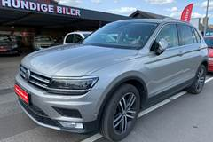 VW Tiguan 2,0 TSi 180 Highline DSG 4Motion Van