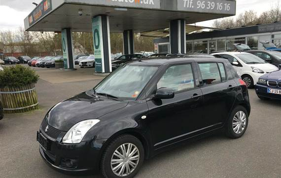Suzuki Swift 1,3 GLX