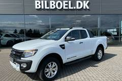 Ford Ranger 3,2 TDCi Rap Cab Wildtrak 4x4