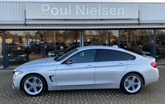 BMW 430d 3,0 Gran Coupé Sport Line aut.