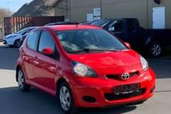 Toyota Aygo 1,0 Plus Red Line