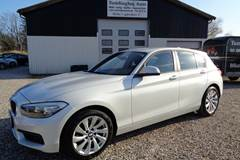 BMW 120d 2,0 Connected aut.