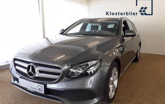 Mercedes E350 d 3,0 T 3,0 Bluetec Avantgarde 9G-Tronic 258HK Stc