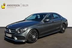 Mercedes C200 2,0 7G-Tronic AMG-Line 184HK