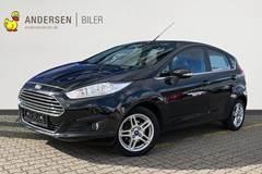 Ford Fiesta 1,0 EcoBoost Titanium Start/Stop 125HK 3d