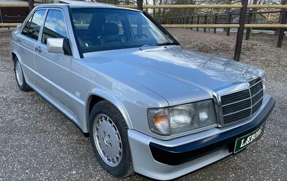 Mercedes 190 E 2,5 16V aut.