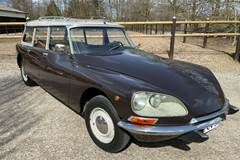Citroën DS23 2,3 Break Commerciale