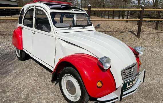 Citroën 2CV 0,6 Dolly