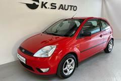 Ford Fiesta 1,4 aut.