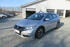 Honda Civic 1,6 i-DTEC Lifestyle Tourer