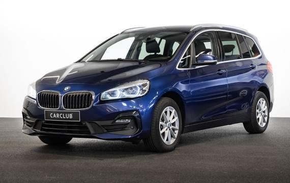 BMW 216d 1,5 Gran Tourer Advantage aut.