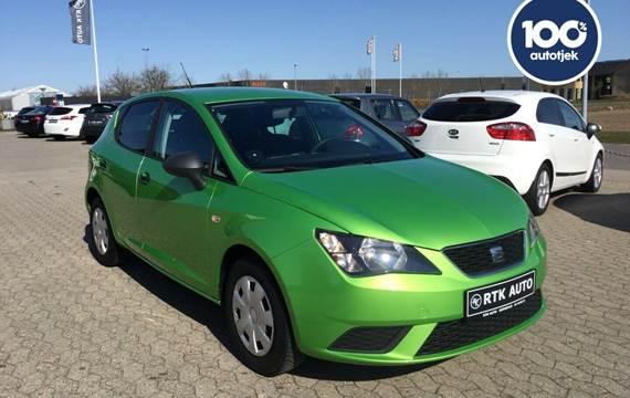 Seat Ibiza 1,2 TSi 90 Reference