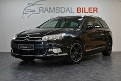 Citroën C5 2,0 HDi 163 Exclusive Tourer aut.