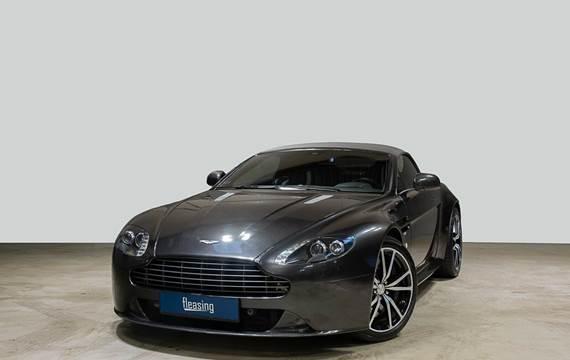 Aston Martin V8 Vantage S 4,7 Roadster aut.