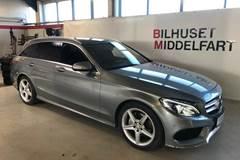 Mercedes C220 d 2,2 AMG Line stc. aut. Van