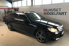 Mercedes C180 2,2 CDi BE
