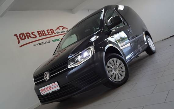 VW Caddy 2,0 TDi 102 DSG BMT Van