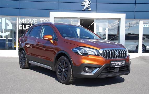 Suzuki S-Cross 1,4 Boosterjet Active  5d 6g