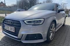 Audi A3 2,0 Sportback  TDI Sport Limited Edition S Tronic  5d 6g Aut.