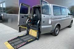 VW Transporter 2,5 TDi 130 Kombi lang