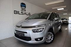 Citroën Grand C4 Picasso 1,6 BlueHDi 120 Seduction EAT6 Van