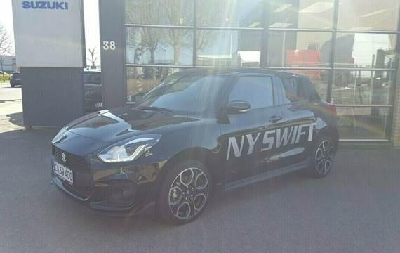 Suzuki Swift 1,4 Boosterjet Sport