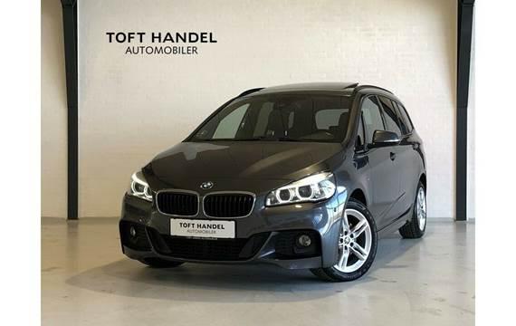 BMW 218d 2,0 Gran Tourer M-Sport aut. 7prs
