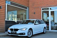 BMW 320d 2,0 Touring aut. Van