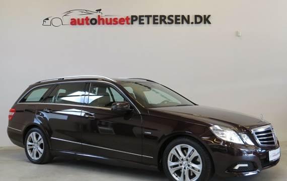 Mercedes E350 3,0 CDi Avantgarde stc. aut. 7prs