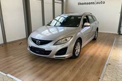 Mazda 6 1,8 Advance stc.
