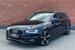 Audi A4 2,0 TDi 136 S-line Avant