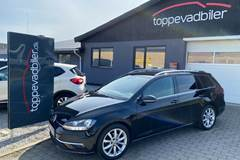 VW Golf VII 2,0 TDi 150 Highline Variant DSG Van