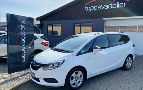 Opel Zafira 1,6 CDTi 134 Innovation Flexivan