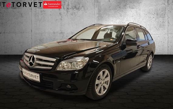 Mercedes C250 2,2 CDi stc. aut. BE