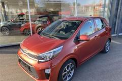 Kia Picanto 1,0 MPI Attraction 67HK 5d