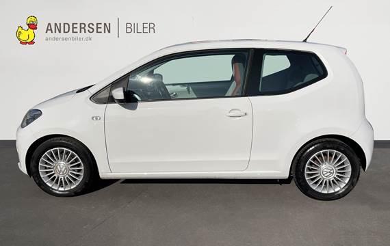 VW UP! 1,0 Bluemotion High 75HK 3d
