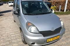 Toyota Yaris Verso 1,3 Luna Van