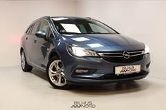 Opel Astra 1,6 CDTi 136 Enjoy Sports Tourer aut.