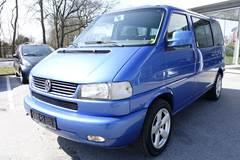 VW Caravelle 2,5 TDi 150 9prs