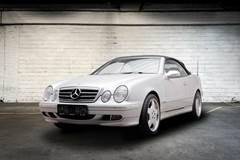 Mercedes CLK430 4,3