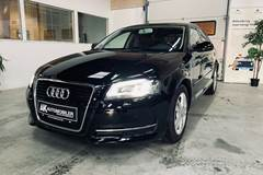Audi A3 1,6 TDi Attraction Sportback S-tr.