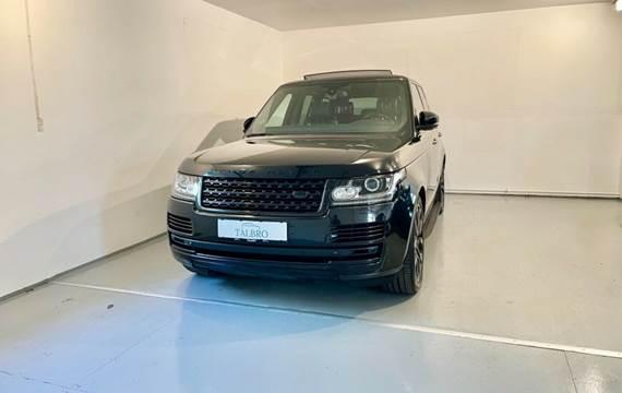Land Rover Range Rover 5,0 SCV8 Autobiography aut.