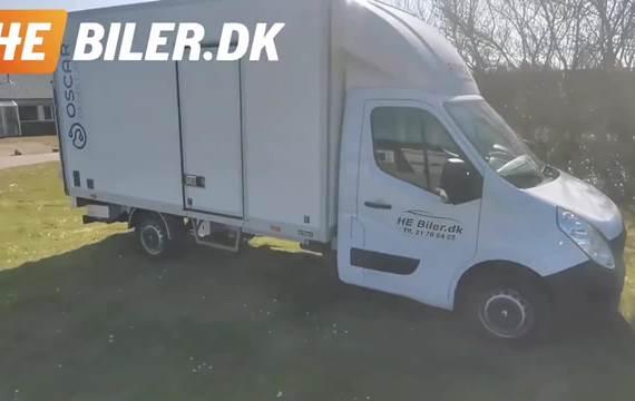 Renault Master III T35 2,3 dCi 170 Alukasse m/lift