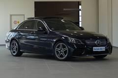 Mercedes C300 d 2,0 AMG Line aut.