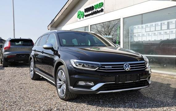 VW Passat Alltrack 2,0 TDi 190 Executive DSG 4M