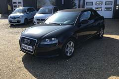 Audi A3 1,6 TDi 105 Attraction Cabriolet