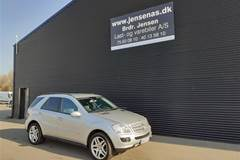 Mercedes ML320 3,0 CDI 4-Matic  5d 7g Aut.