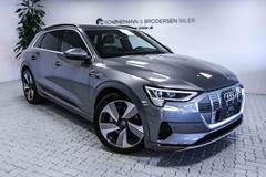 Audi e-tron Advanced quattro